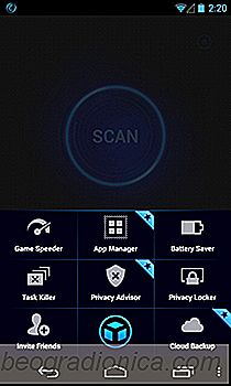 Advanced Mobile Care pour Android obtient Cloud Backup, Privacy Advisor & More