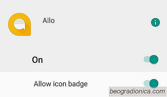 Come abilitare o disabilitare i badge delle icone delle app su Android