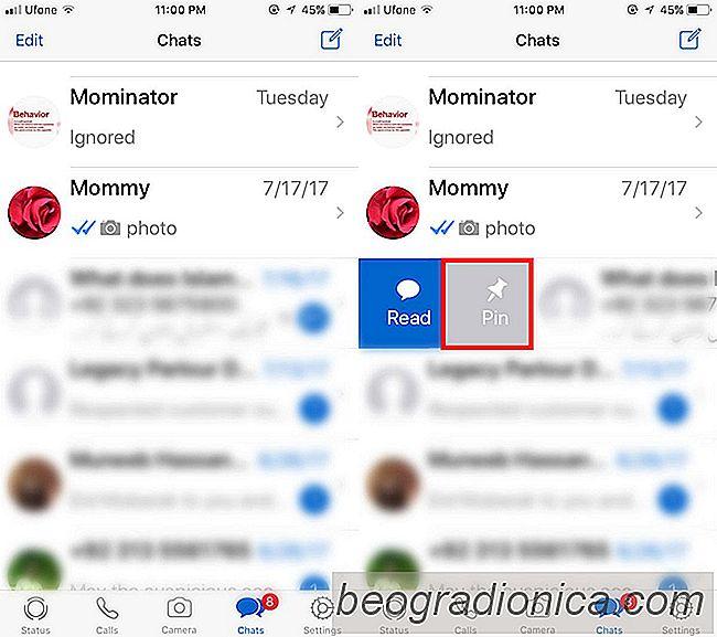 So Pinnen Sie Einen Chat In Whatsapp Debeogradionicacom