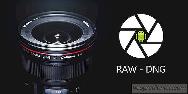 Come scattare foto RAW su Android, senza Root