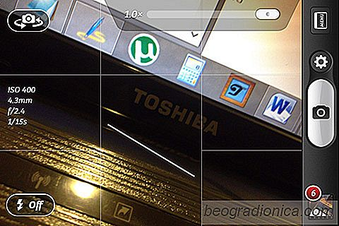 Appareil photo + iOS Mis à jour avec Front Flash, Horizon Level, Live Exposure & Plus