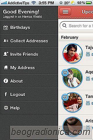 födelsedagskort facebook Design och skicka riktiga födelsedagskort till Facebook vänner  födelsedagskort facebook