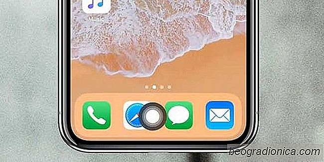 Sådan får du en Virtual Home Button på iPhone X
