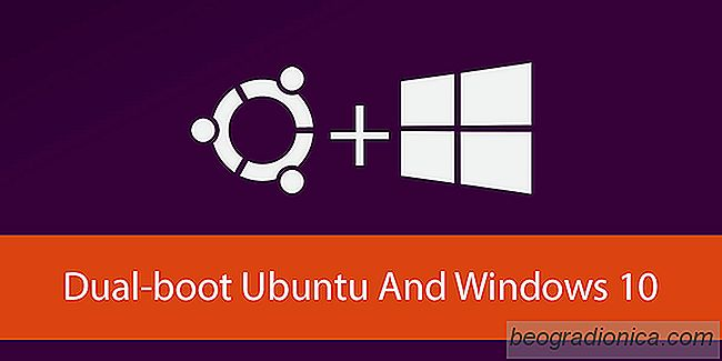 Ubuntu en Windows 10 dual-boot