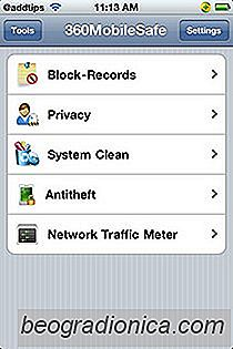 360MobileSafe: App Locking, SMS / Blocage des appels & Anti-Theft [Cydia]