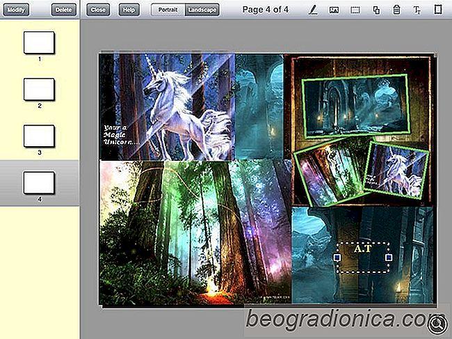 Il Mio Album Per Ipad Crea Un Collage Di Disegni Foto E Musica