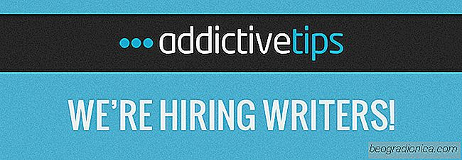 AddictiveTips Hiring Tech Writers
