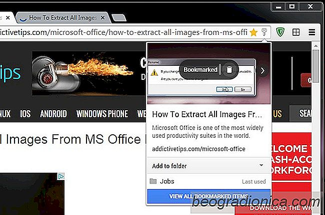5 Nye forbedringer Chrome Just Made To Its Bookmarks Manager