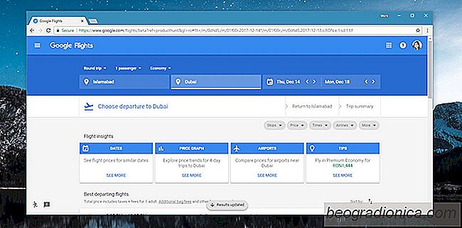 Como encontrar voos baratos com o Google Flights