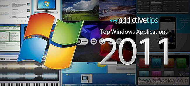 150 Bästa Windows-applikationer av år 2011 [Editor's Pick]
