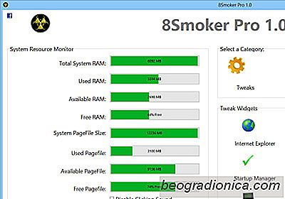 8Smoker Pro Bundles Tons Of Windows 8 Prestanda & Säkerhet Tweaks