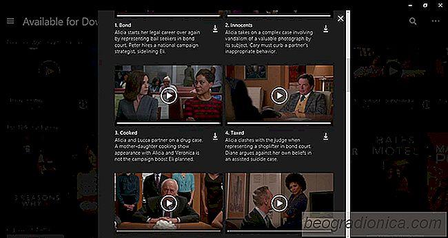 epizody připojení