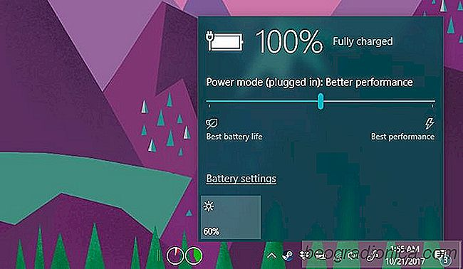 Så här fixar du saknad batteridrivrutin i Windows 10 Fall Creators Update