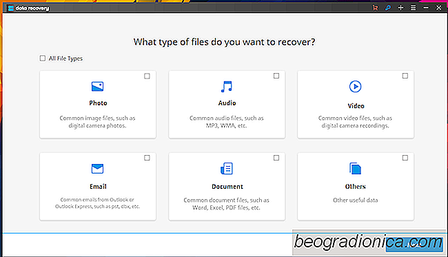 Come recuperare i file persi da qualsiasi dispositivo: Wondershare Data Recovery [Recensione]